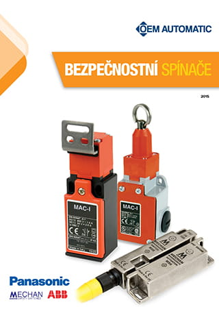 OEM Automatic bezpecnostni spinace panasonic mechan